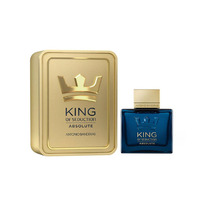 Antonio Banderas King of Seduction Absolute Collector - in Metal box /мъжки/ eau de toilette 100 ml