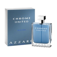 Azzaro Chrome United /мъжки/ eau de toilette 100 ml