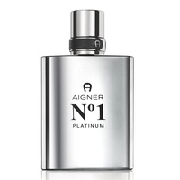 Aigner No 1 Platinum /мъжки/ eau de toilette 100 ml (без кутия)