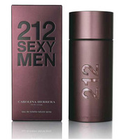 Carolina Herrera 212 Sexy Men /мъжки/ eau de toilette 100 ml