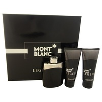 Mont Blanc Legend /мъжки/ Комплект - edt 100 ml + a/s lot 100 ml + sh/gel 100 ml
