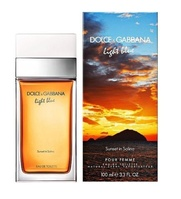 Dolce&Gabbana Light Blue Sunset In Salina /дамски/ eau de toilette 100 ml /2015