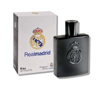 FC Real Madrid Black Edition /мъжки/ eau de toilette 100 ml - bez opakovka