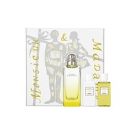 Hermès Le Jardin de Monsieur Li /унисекс/ Комплект - edt 100 ml + b/lot 40 ml + sh/gel 40 ml + mini edt 7,5 ml
