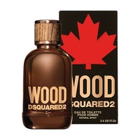 Dsquared2 Wood For Him 2018 /мъжки/ eau de toilette 100 ml