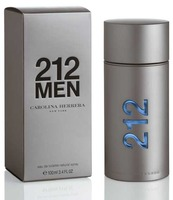 Carolina Herrera 212 Men /мъжки/ eau de toilette 30 ml