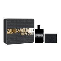 Zadig&Voltaire This Is Him! /мъжки/ Комплект - edt 100 ml + портмоне