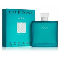 Azzaro Chrome Aqua /мъжки/ eau de toilette 100 ml