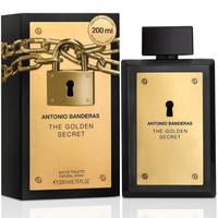 Antonio Banderas The Golden Secret /мъжки/ eau de toilette 200 ml