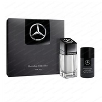 Mercedez-Benz Select /мъжки/ Комплект - edt 50 ml + stick 75 ml