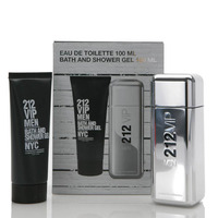 Carolina Herrera 212 Vip Men /мъжки/ Комплект - edt 100 ml + sh/gel 100 ml