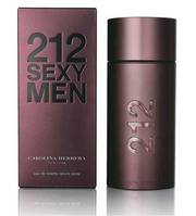 Carolina Herrera 212 Sexy Men /мъжки/ eau de toilette 50 ml