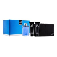 Dunhill Desire Blue /мъжки/ Комплект - edt 100 ml + a/s balm 90 ml + sh/gel 90 ml + несесер