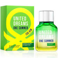 Benetton United Dreams One Summer /мъжки/ eau de toilette 100 ml