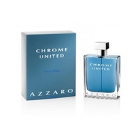 Azzaro Chrome United /мъжки/ eau de toilette 200 ml