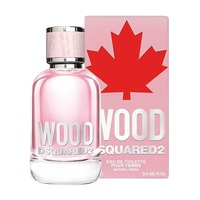 DsQuared Wood For Her /дамски/ eau de parfum 100 ml - без кутия
