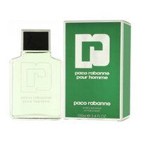 Paco Rabanne Pour Homme /green/ /мъжки/ aftershave lotion 100 ml