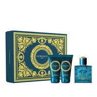 Versace Eros /мъжки/ Комплект - EdT 50 ml + a/s balm 50 ml + sh/gel 50 ml