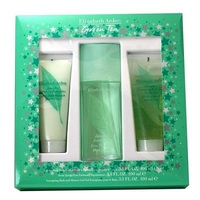 Elizabeth Arden Green Tea /дамски/ Комплект - edp 100 ml + b/lot 100 ml + sh/gel 100 ml