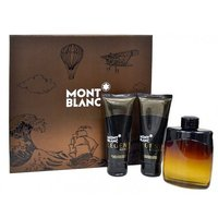 Mont Blanc Legend Night /мъжки/ Комплект - EdP 100 мл + автършейв балсам 100 мл + душ гел 100 мл