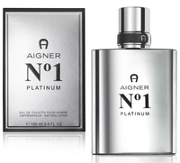 Aigner No.1 Platinum /мъжки/ eau de toilette 100 ml /2015
