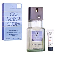 Bogart One Man Show /мъжки/ eau de toilette 100 ml + AS B. 3 ml