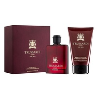 Trussardi Uomo The Red /мъжки/ Комплект - edt 50 ml + sh/gel 100 ml