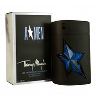 Thierry Mugler A Men /мъжки/ eau de toilette 100 ml Гумиран Флакон