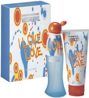 Moschino I Love Love /дамски/ Комплект -  edt 30 ml + body lotion 50 ml
