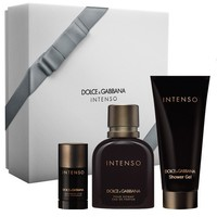 D&G Intenso /мъжки/ Комплект - edp 125 + deo stick 75 ml + sh/gel 50 ml