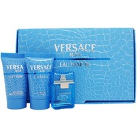 Versace Man Eau Fraiche /мъжки/ Комплект -  mini Set edt 5 ml + a/s balm 25 ml + sh/gel 25 ml