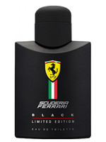 Ferrari Scuderia Black Limited Edition /мъжки/ eau de toilette 125 ml (без кутия, без капачка)
