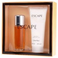 Calvin Klein Escape /дамски/ Комплект - edt 100 ml + b/lot 200 ml
