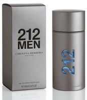 Carolina Herrera 212 Men /мъжки/ eau de toilette 50 ml