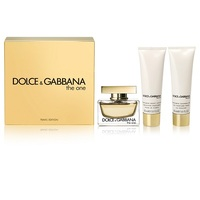 Dolce & Gabbana The One /дамски/ Комплект - edp 75 ml + b/lot 50 ml + sh/gel 50 ml