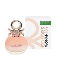 Benetton UCB Colors Rose /дамски/ eau de toilette 80 ml