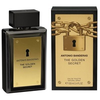 Antonio Banderas The Golden Secret /мъжки/ eau de toilette 100 ml